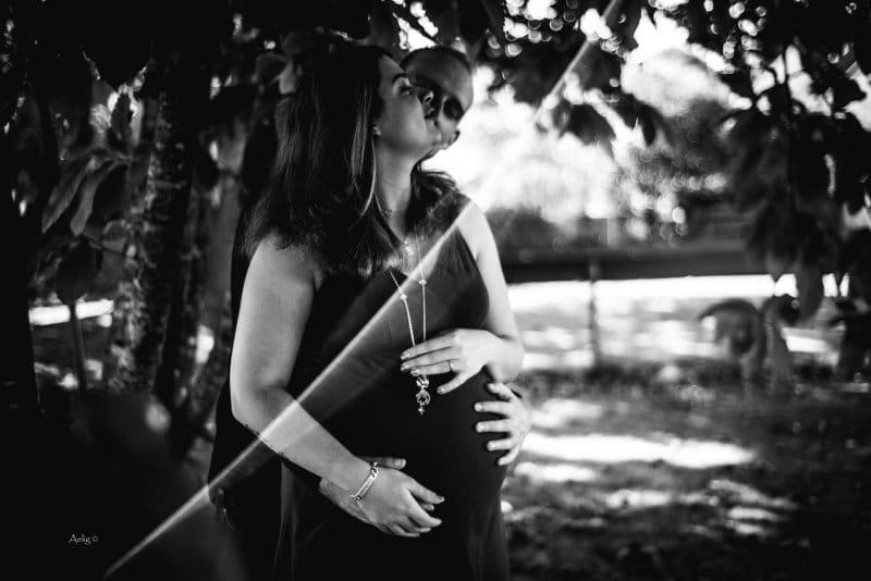 Photographe grossesse nantes