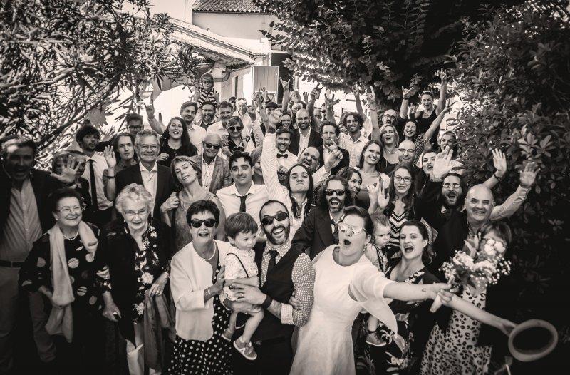 Photographe mariage groupe 2
