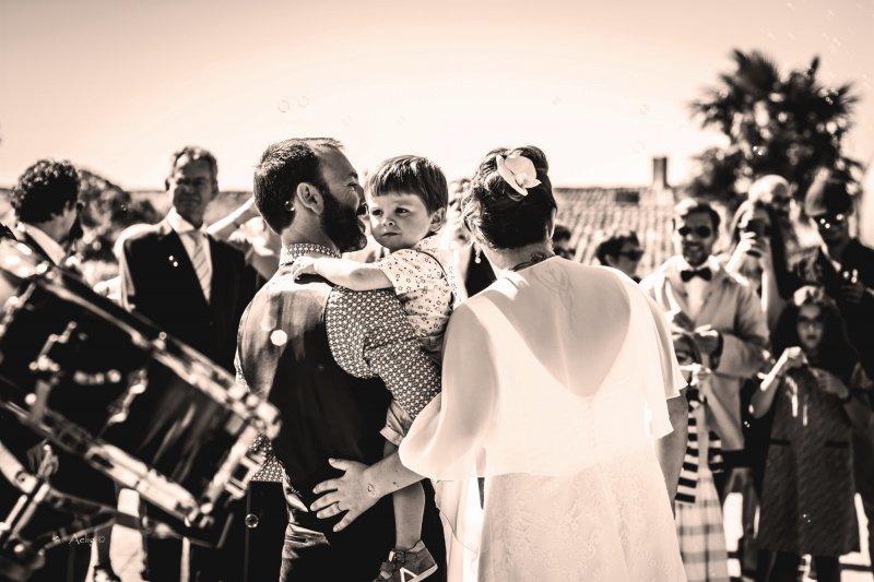 Photographe mariage groupe