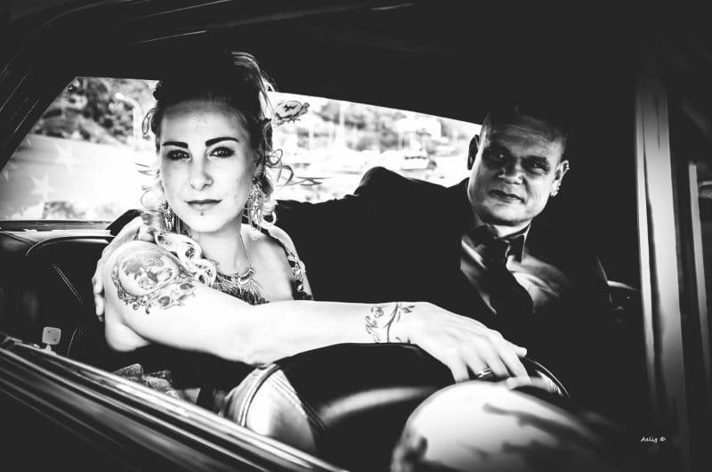 Photographe mariage Rock