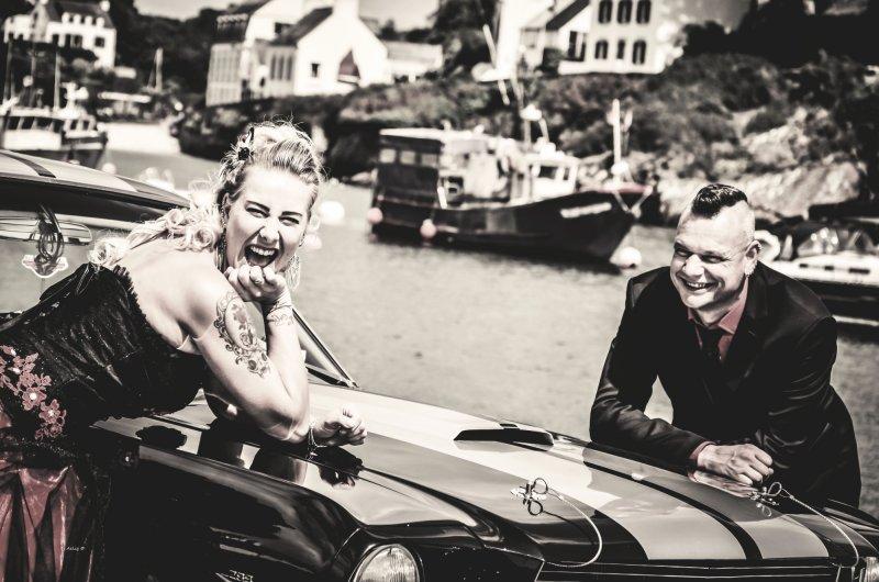 Photographe mariage pouldu