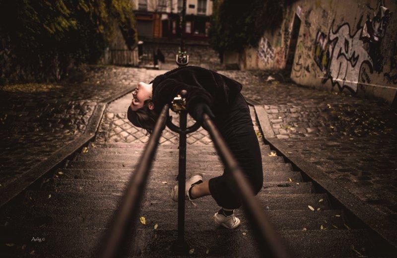 Photographe artistique Lorient danse