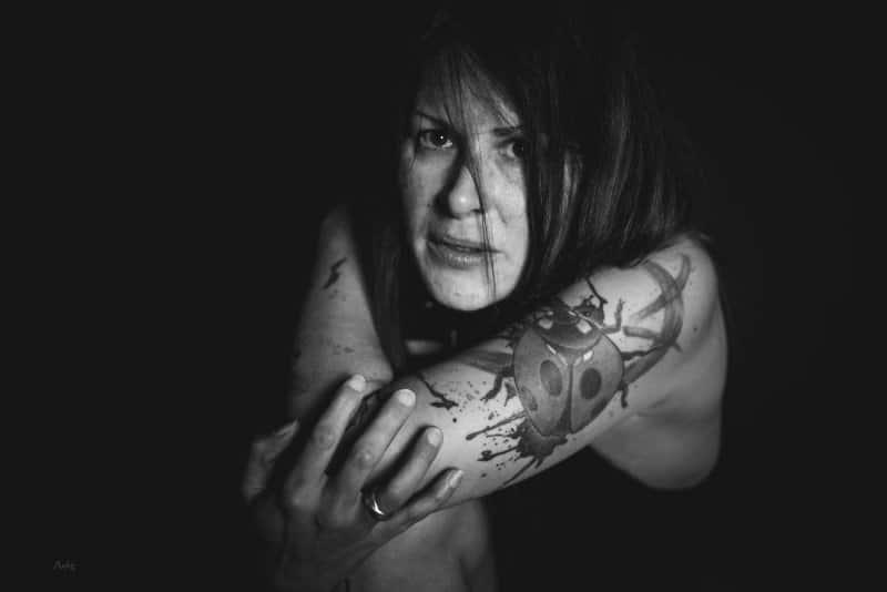 Photographe portrait Lorient Melissa